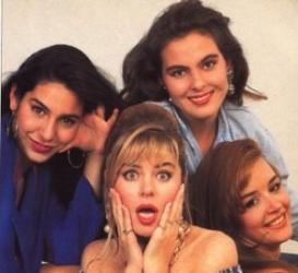 muchachitas muchachitas fue una de las primeras telenovelas juveniles ...